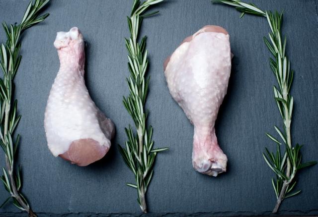 Chicken Drumsticks w Rosemary Small