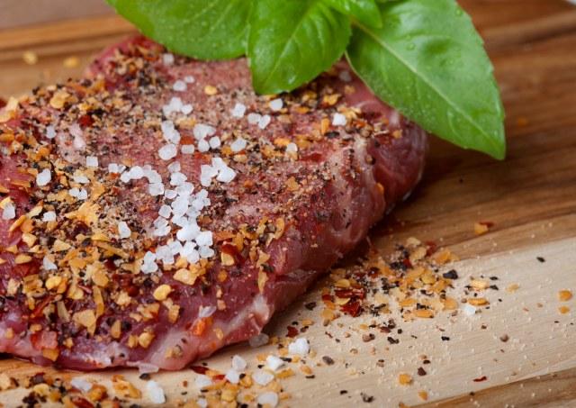 Filet Mignon w Spices Small