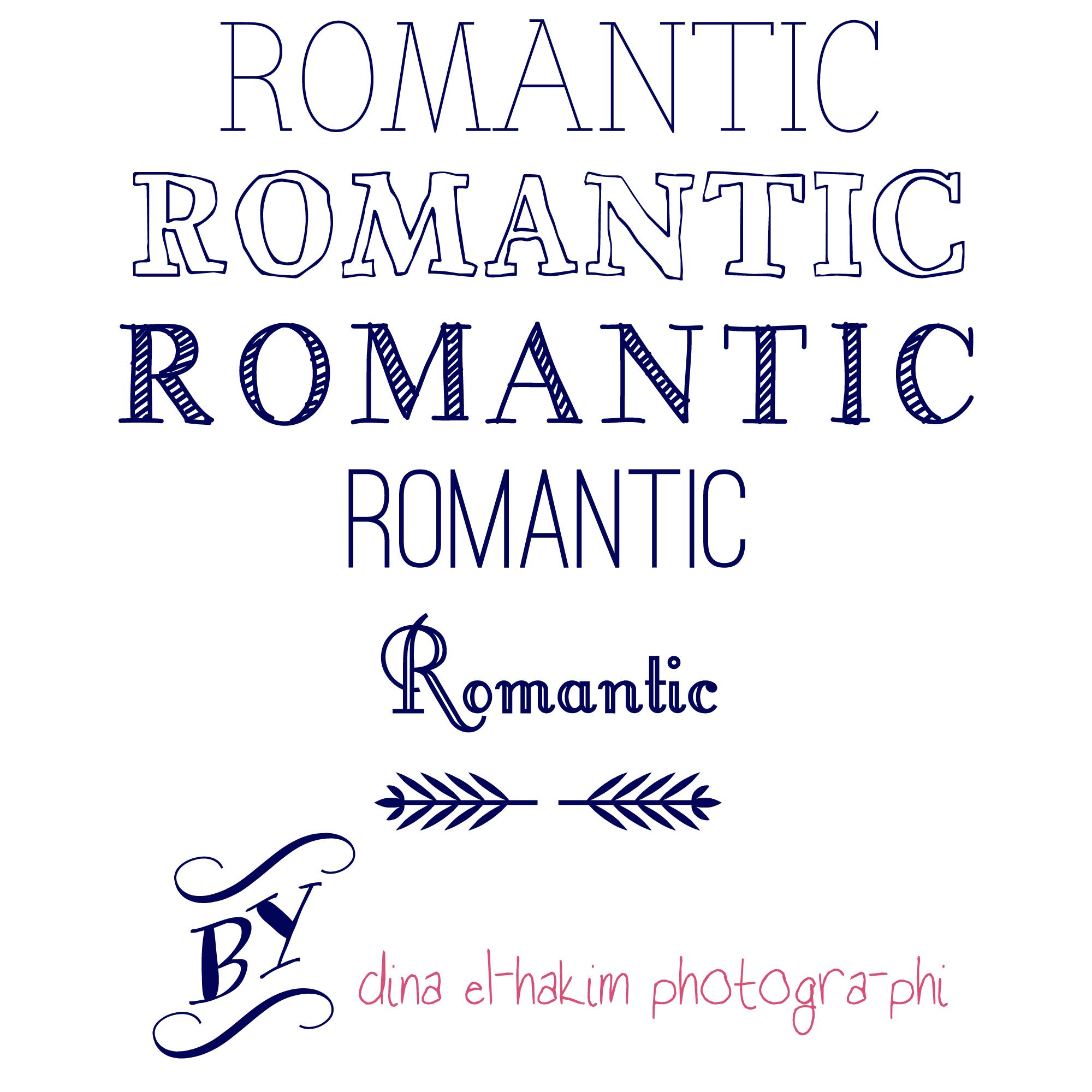 Pretty Fonts I | Life Φf Phi