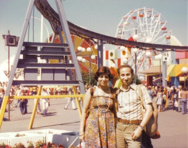 Mom & Dad Laronde RET